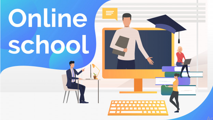 Online school - To manage your teacher-student online class account from One software